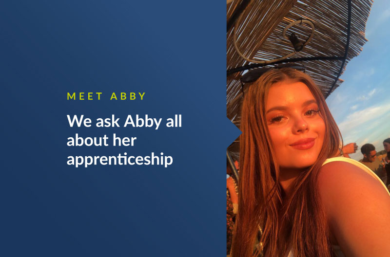 We Ask Abby All About Her Apprenticeship