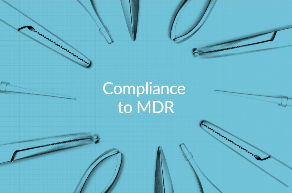Compliance with MDR